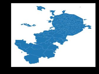 Визуализация результатов выборов в Москве на карте в Jupyter Notebook - 3