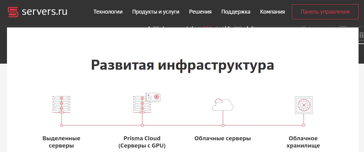 Хостинг для стартапа: конструктор, облака или свое железо? - 6