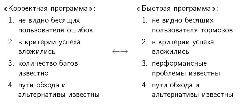 Перформанс: что в имени тебе моём? — Алексей Шипилёв об оптимизации в крупных проектах - 3