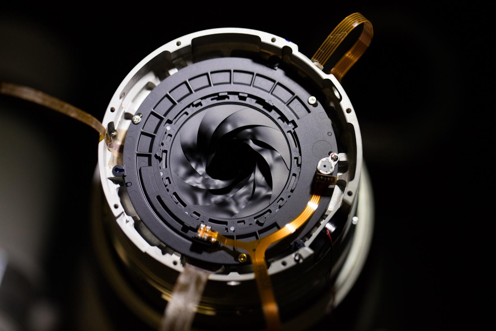 Прокатное фотографическое оборудование, повреждённое солнечным затмением - 10