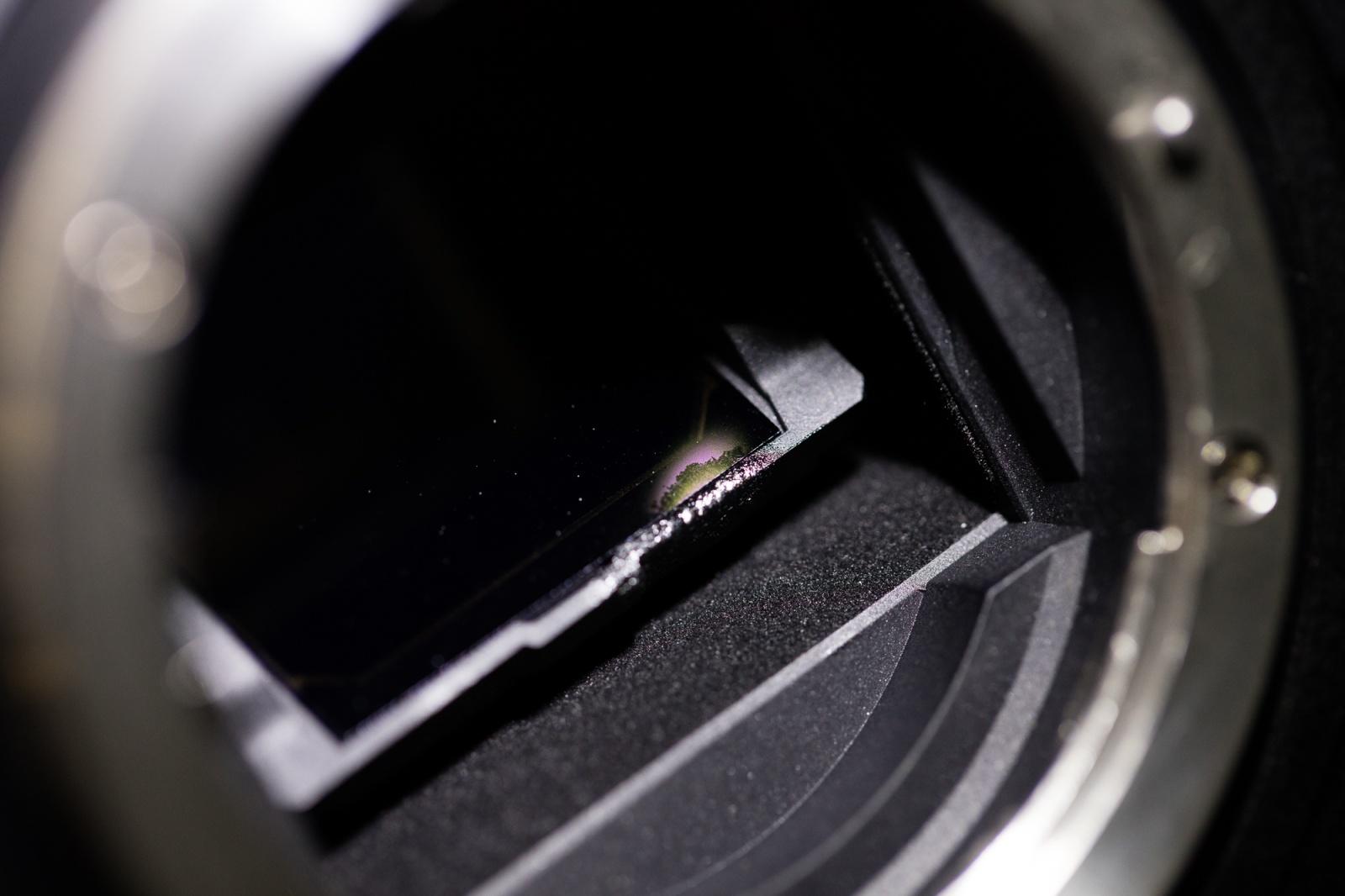 Прокатное фотографическое оборудование, повреждённое солнечным затмением - 6