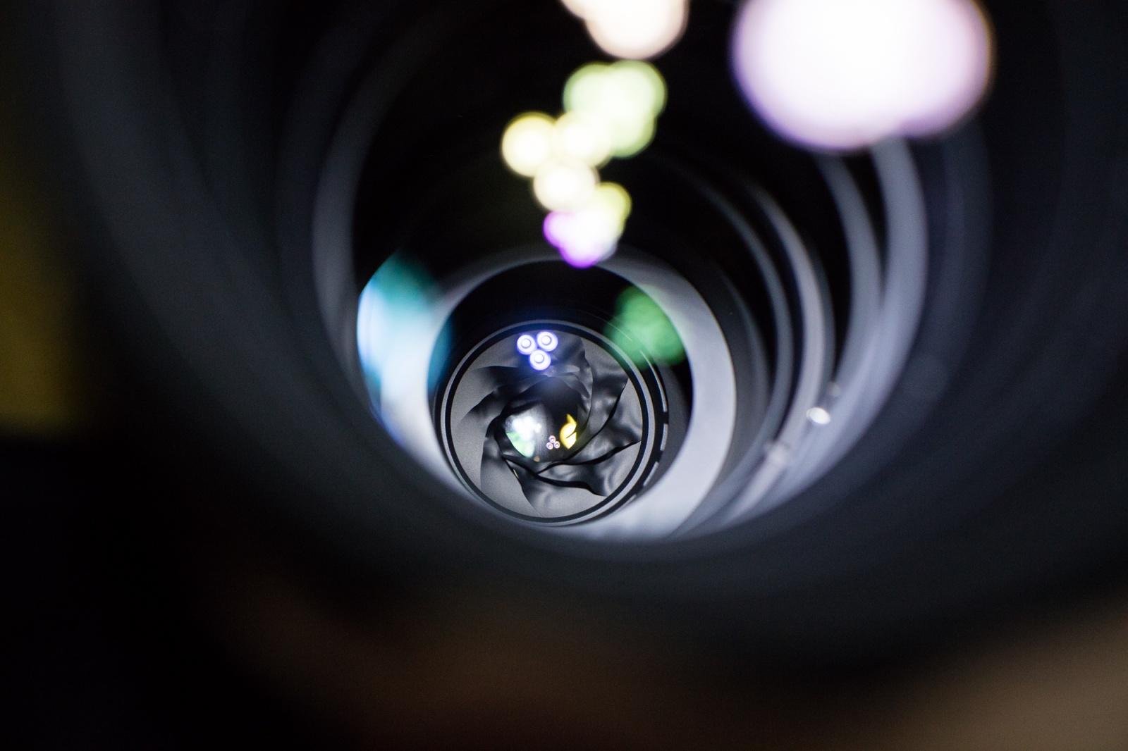 Прокатное фотографическое оборудование, повреждённое солнечным затмением - 9
