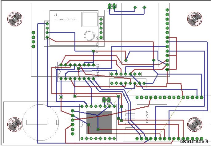 Вторая версия Монитора качества воздуха - 7