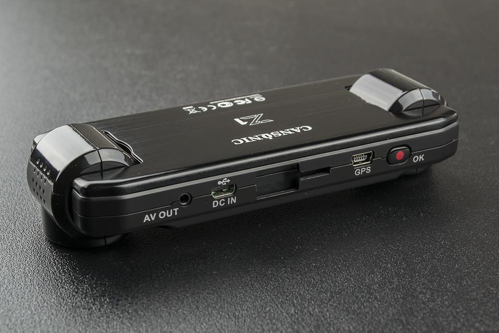 Обзор видеорегистраторов Cansonic Z1 Dual (GPS) и Z1 Zoom (GPS) — два «глаза» лучше, чем один - 10