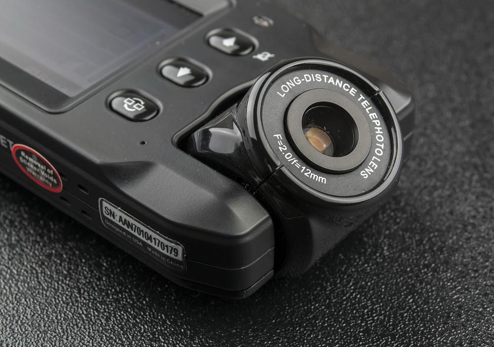 Обзор видеорегистраторов Cansonic Z1 Dual (GPS) и Z1 Zoom (GPS) — два «глаза» лучше, чем один - 19