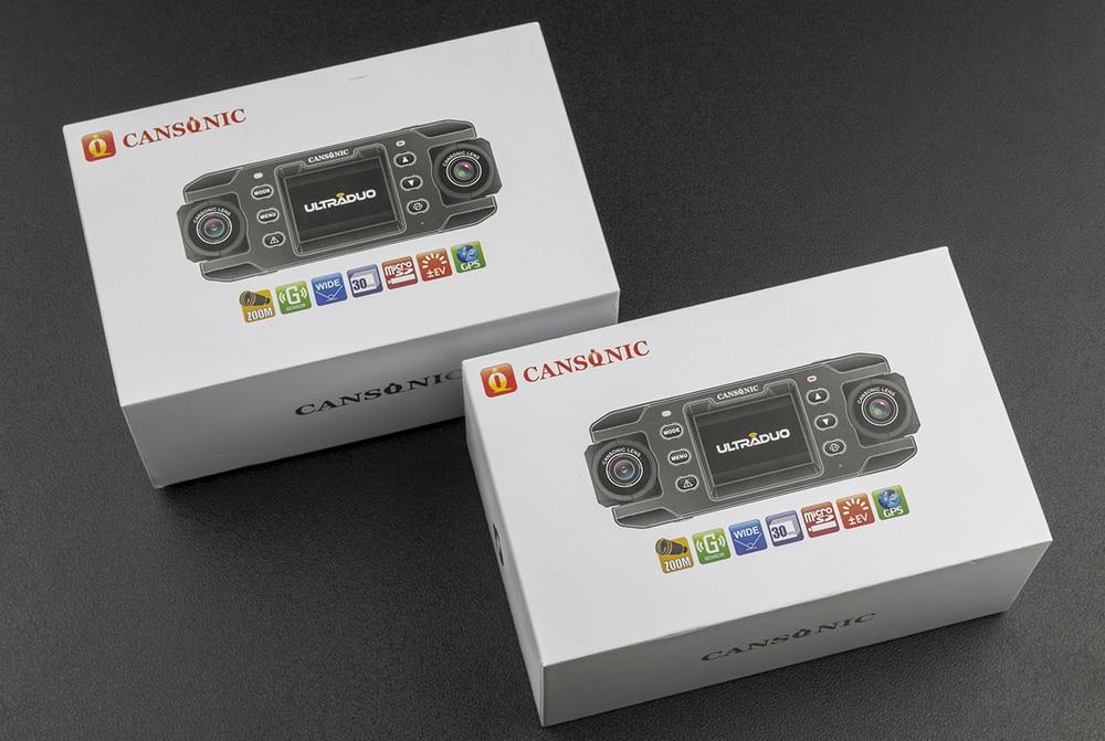 Обзор видеорегистраторов Cansonic Z1 Dual (GPS) и Z1 Zoom (GPS) — два «глаза» лучше, чем один - 2