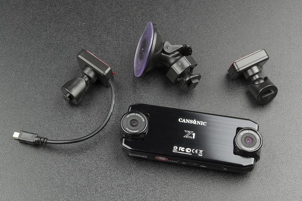 Обзор видеорегистраторов Cansonic Z1 Dual (GPS) и Z1 Zoom (GPS) — два «глаза» лучше, чем один - 25