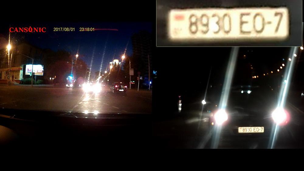 Обзор видеорегистраторов Cansonic Z1 Dual (GPS) и Z1 Zoom (GPS) — два «глаза» лучше, чем один - 30