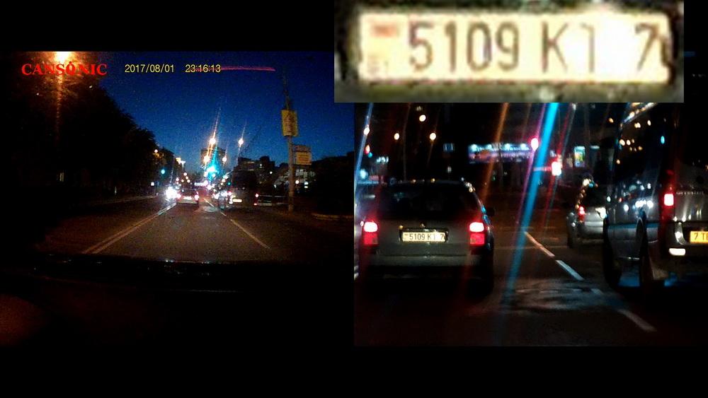 Обзор видеорегистраторов Cansonic Z1 Dual (GPS) и Z1 Zoom (GPS) — два «глаза» лучше, чем один - 31