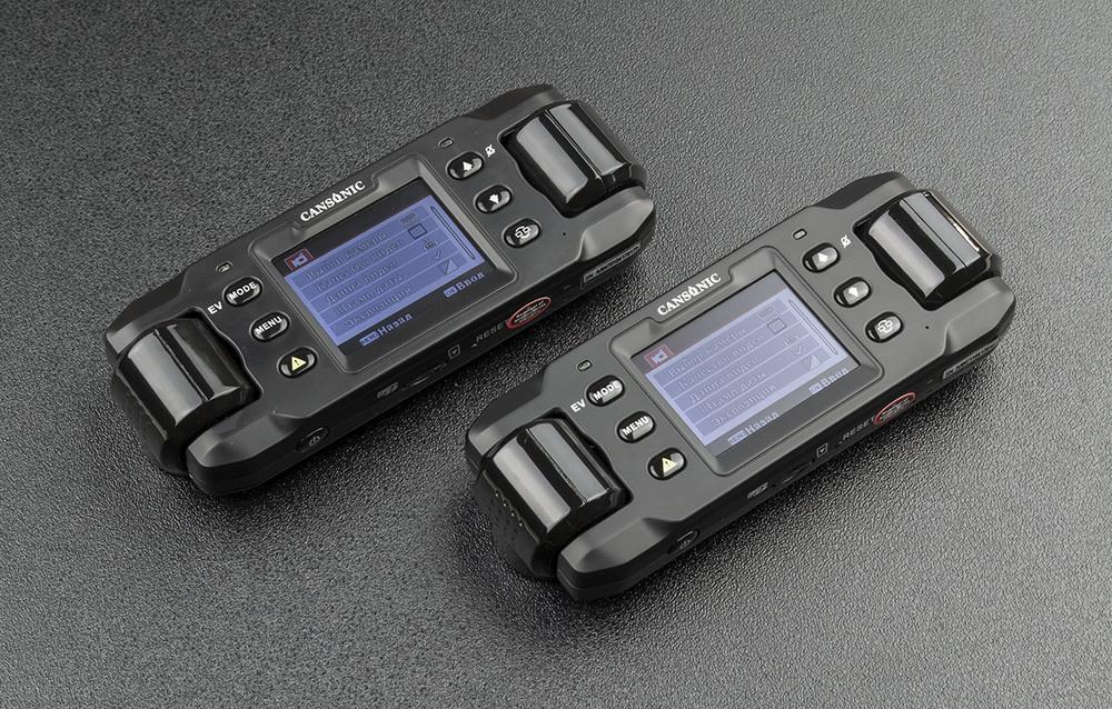 Обзор видеорегистраторов Cansonic Z1 Dual (GPS) и Z1 Zoom (GPS) — два «глаза» лучше, чем один - 35