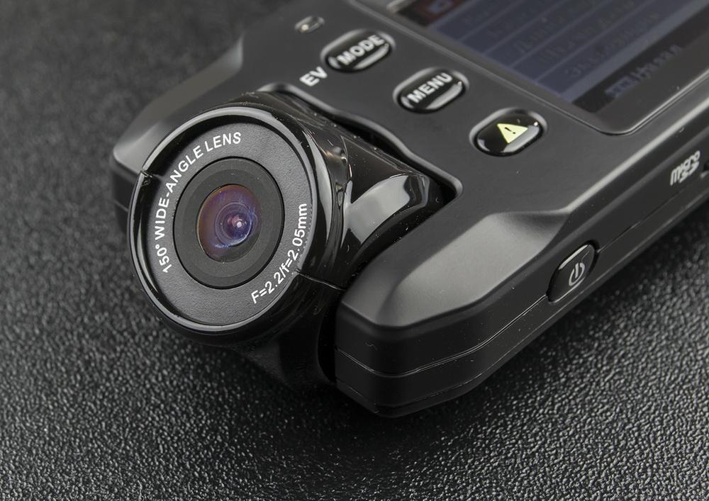 Обзор видеорегистраторов Cansonic Z1 Dual (GPS) и Z1 Zoom (GPS) — два «глаза» лучше, чем один - 6