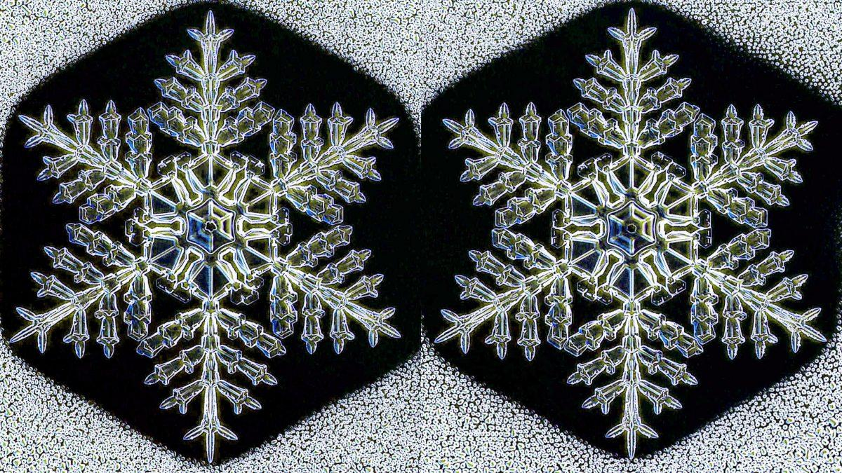 Спросите Итана: могут ли возникнуть две идентичные снежинки? - 7