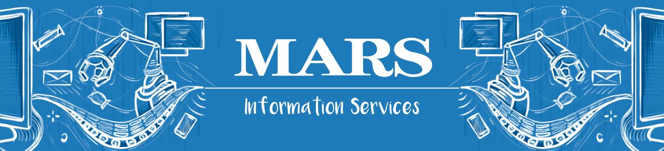 Mars Information Services: добро пожаловать в Марс - 1