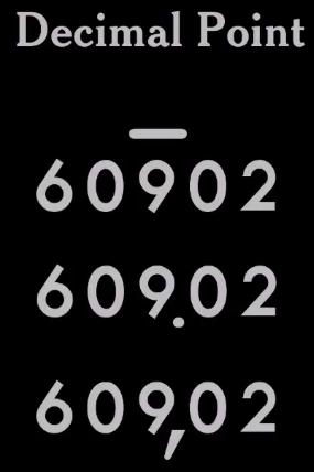 Числа — доклад Дугласа Крокфорда о системах счисления в жизни и в программировании - 10
