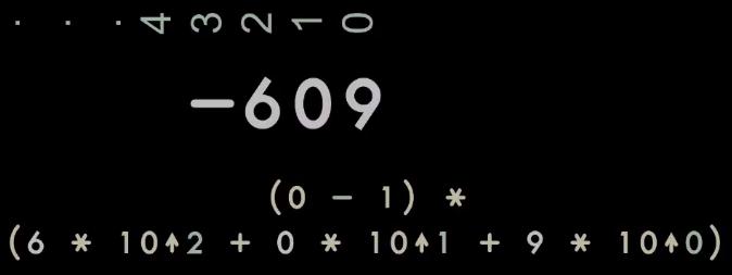 Числа — доклад Дугласа Крокфорда о системах счисления в жизни и в программировании - 8