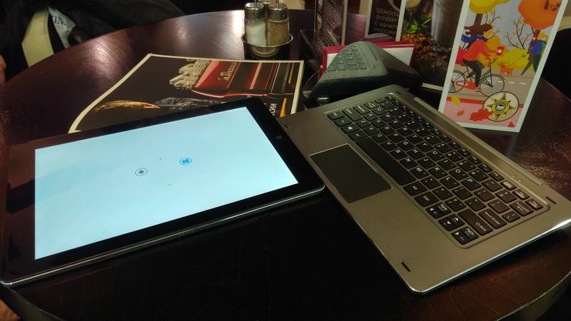 Что может китайский планшет на Atom на примере Chuwi Hi10 Plus - 17