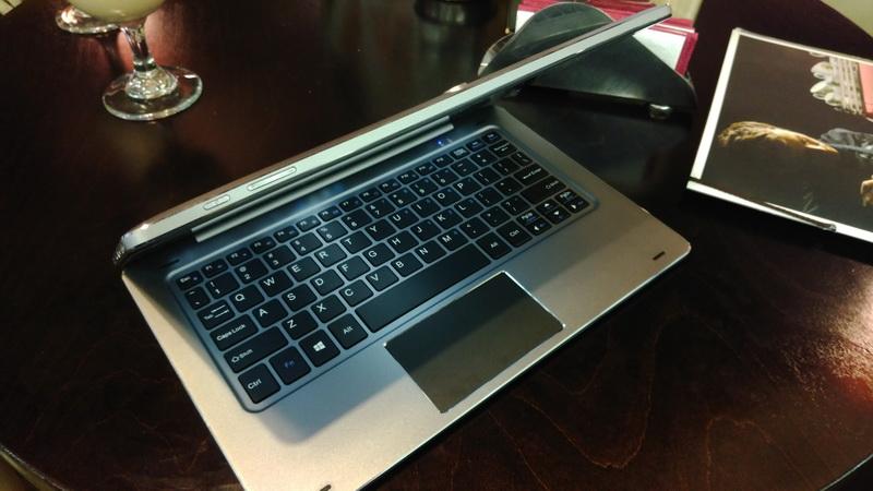 Что может китайский планшет на Atom на примере Chuwi Hi10 Plus - 18