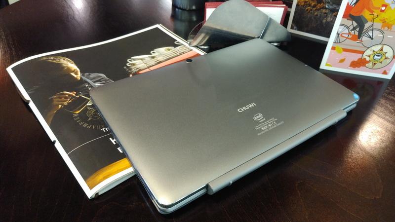 Что может китайский планшет на Atom на примере Chuwi Hi10 Plus - 2