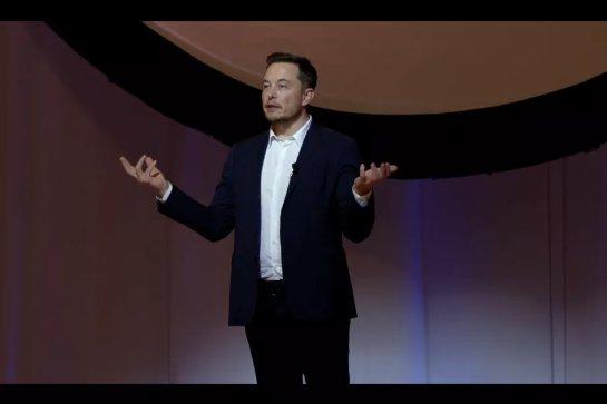 Илон Маск расскажет о колонизации Марса