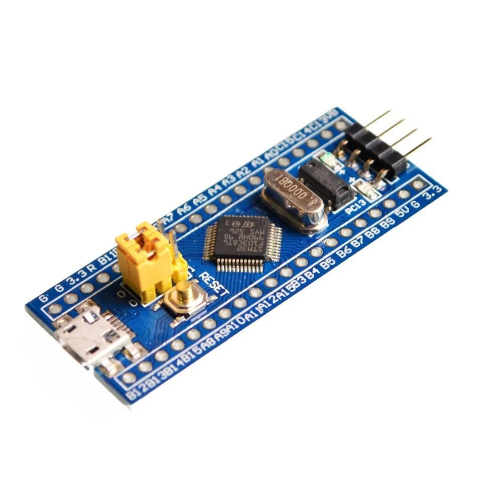 Краткое введение в разработку приложений для микроконтроллеров stm32 - 1