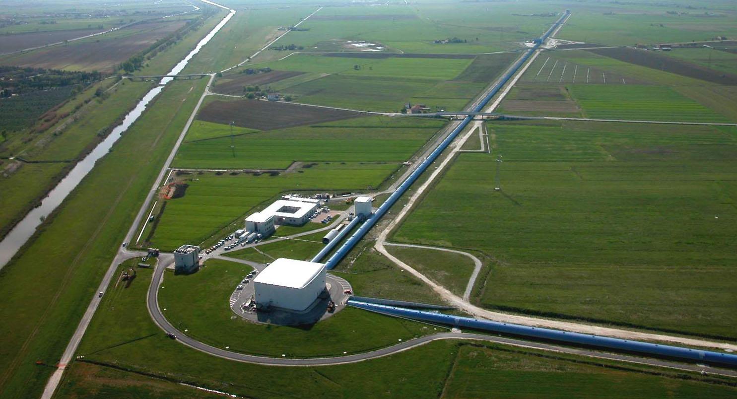 Обсерватории LIGO и Virgo зарегистрировали ещё одну гравитационную волну - 1
