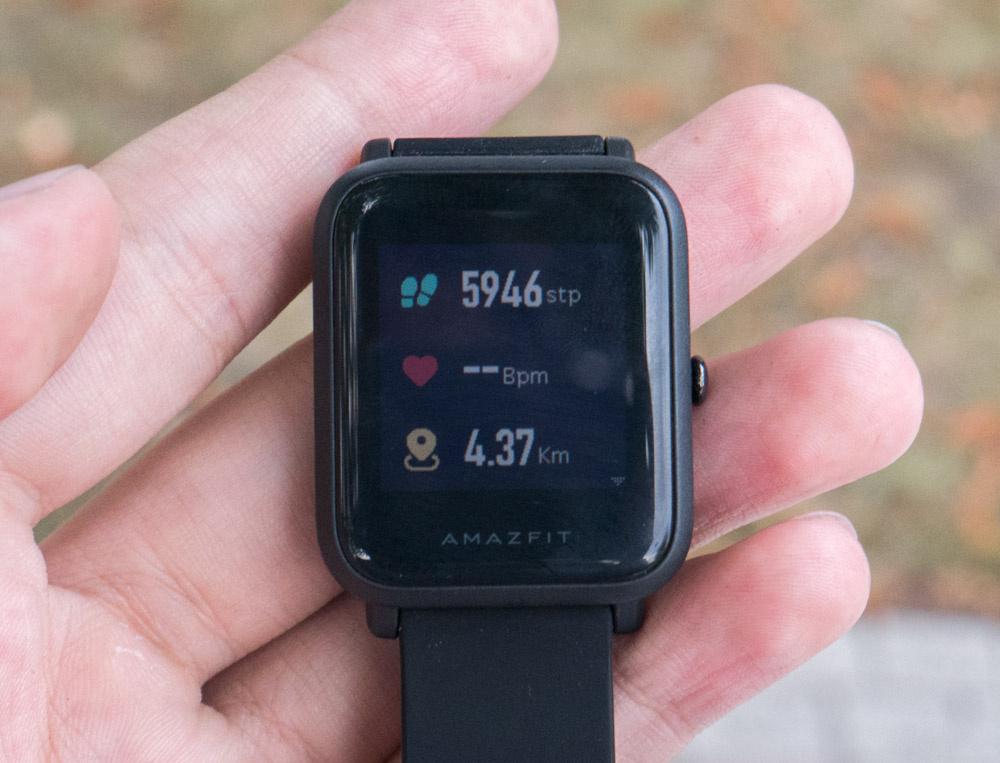 Обзор умных часов Amazfit Bip. Вероятный конкурент Pebble - 11