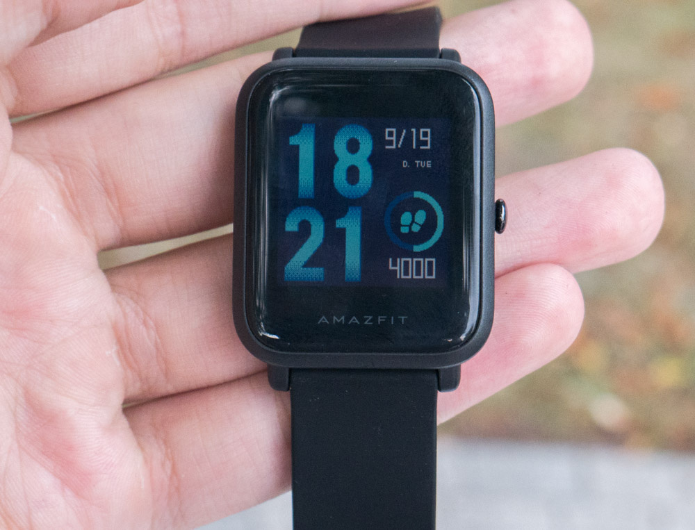 Обзор умных часов Amazfit Bip. Вероятный конкурент Pebble - 15