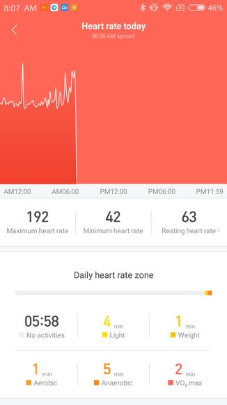 Обзор умных часов Amazfit Bip. Вероятный конкурент Pebble - 17