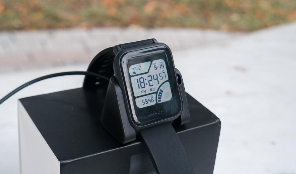 Обзор умных часов Amazfit Bip. Вероятный конкурент Pebble - 32