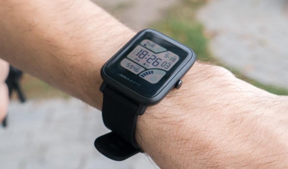 Обзор умных часов Amazfit Bip. Вероятный конкурент Pebble - 33