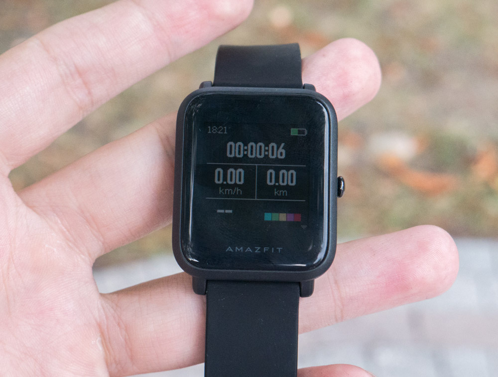 Обзор умных часов Amazfit Bip. Вероятный конкурент Pebble - 5