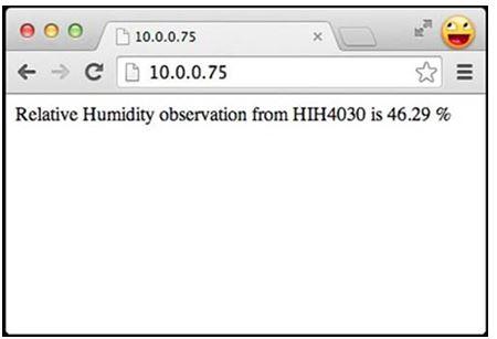 Веб-сервер — ваша первая сетевая программа Arduino - 4