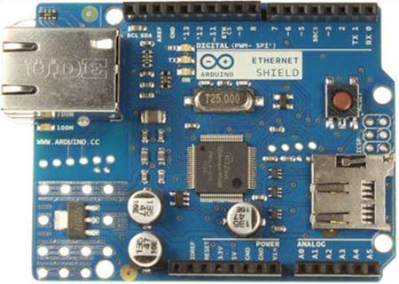 Веб-сервер — ваша первая сетевая программа Arduino - 1