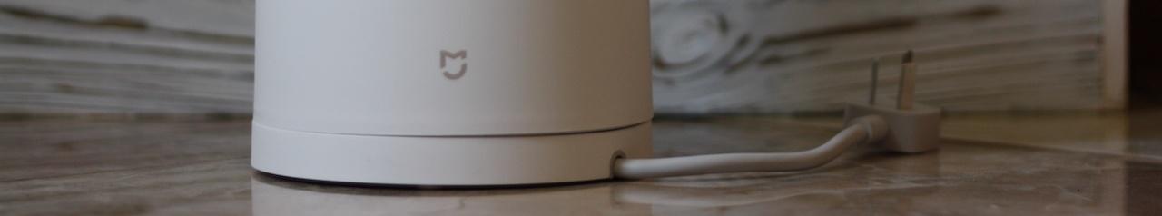Все время горячая вода с чайником Xiaomi MiJia Smart Kettle - 2