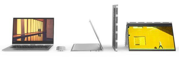 Lenovo Yoga 920 — ноутбук-трансформер 2 в 1: почти 50 лет в разработке - 2