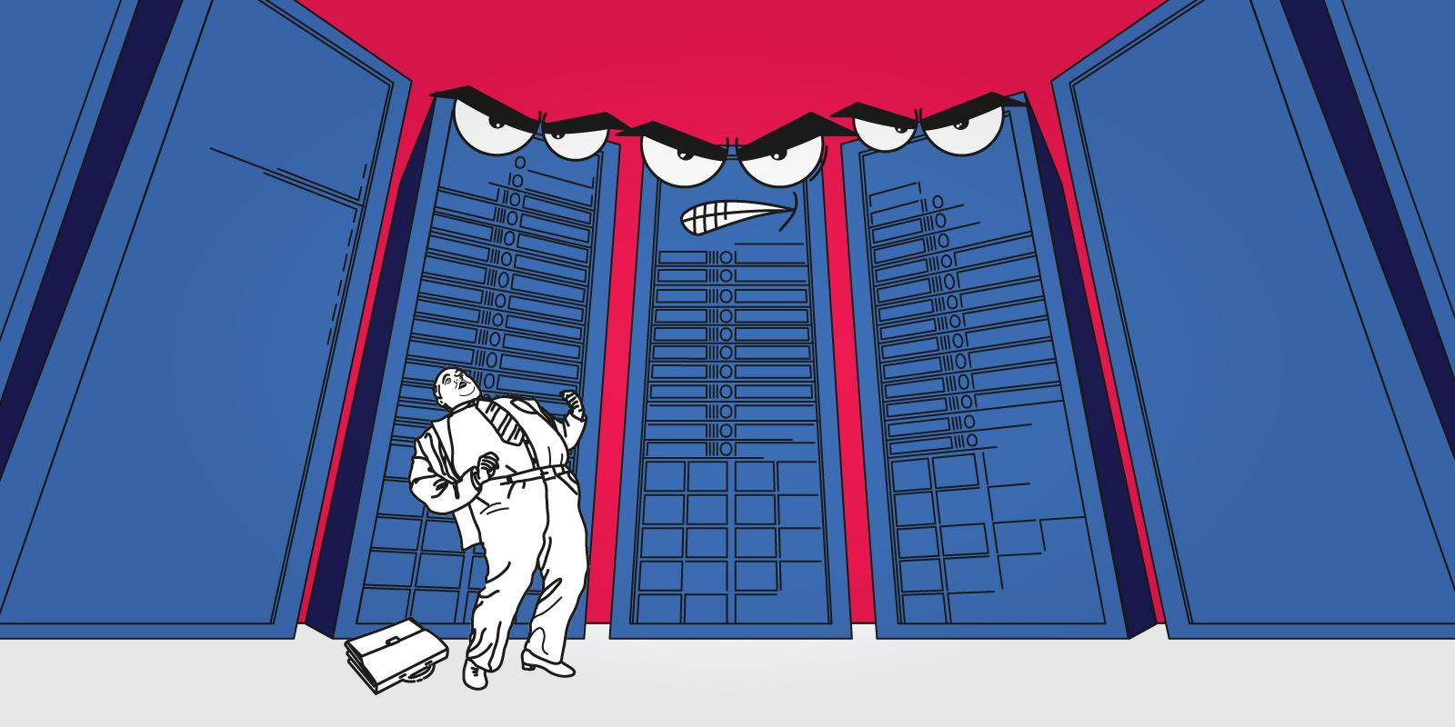 Аналитика в госсекторе: особенности больших систем хранения данных - 1