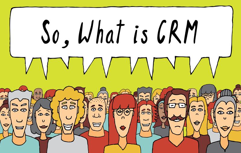 Действительно, а что такое CRM-система? - 1