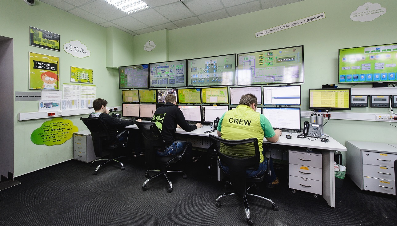 Мониторинг инженерной инфраструктуры в дата-центре. Часть 3. Система холодоснабжения - 10