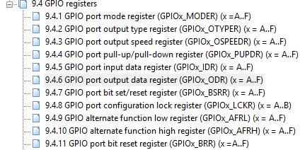 Начинаем изучать STM32: Что такое регистры? Как с ними работать? - 15
