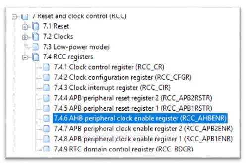Начинаем изучать STM32: Что такое регистры? Как с ними работать? - 5