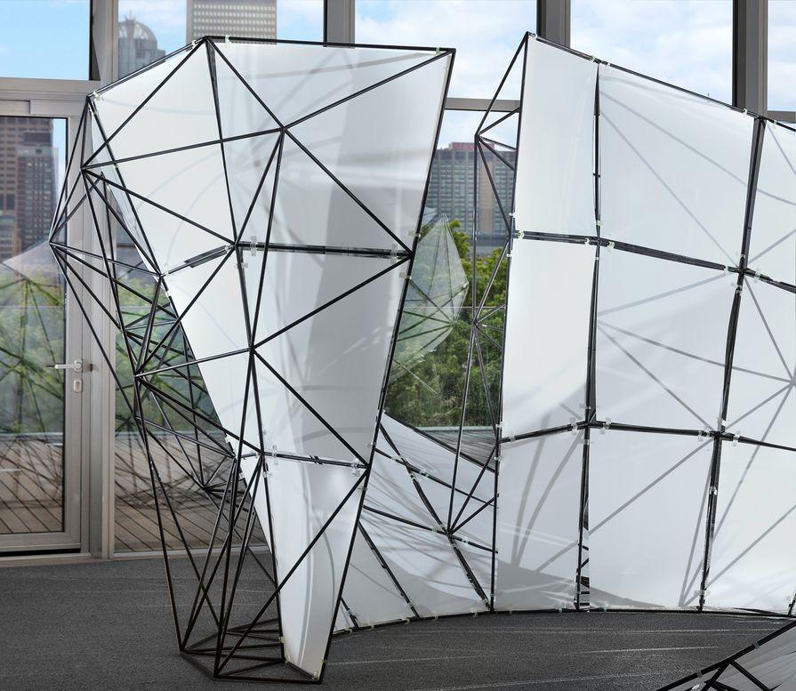 3D-печать в больших масштабах: павильон FUSE - 3