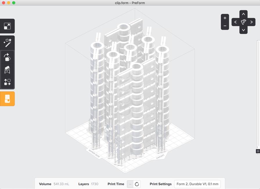3D-печать в больших масштабах: павильон FUSE - 7