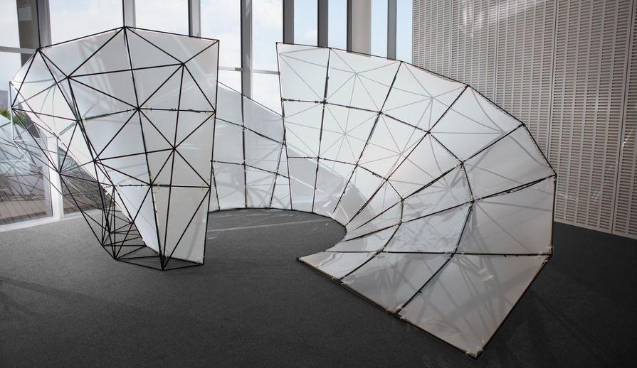 3D-печать в больших масштабах: павильон FUSE - 8