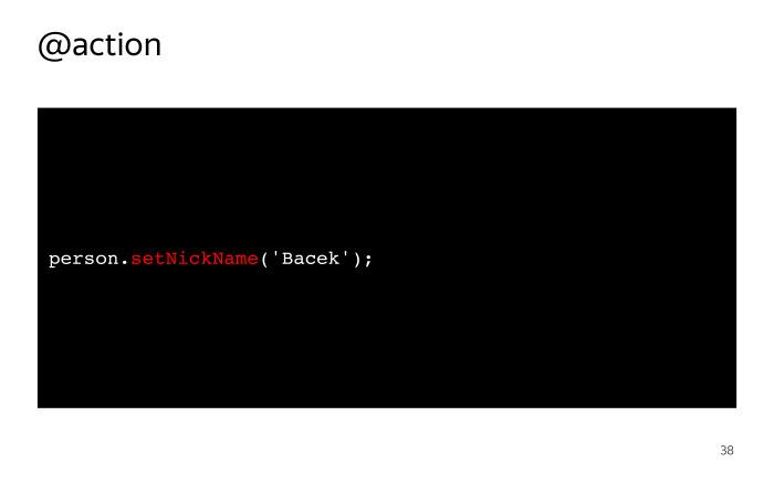 Как библиотека MobX помогает управлять состоянием веб-приложений. Лекция в Яндексе - 14
