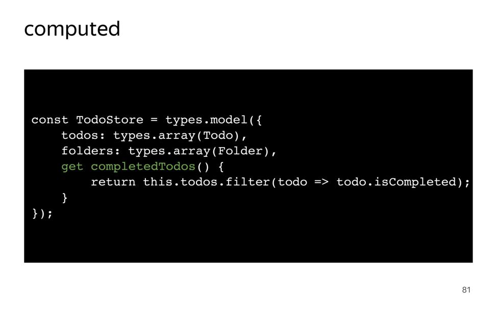 Как библиотека MobX помогает управлять состоянием веб-приложений. Лекция в Яндексе - 37