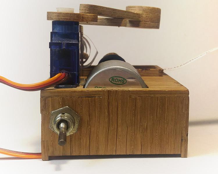 Учим Arduino печатать телеграммы - 27