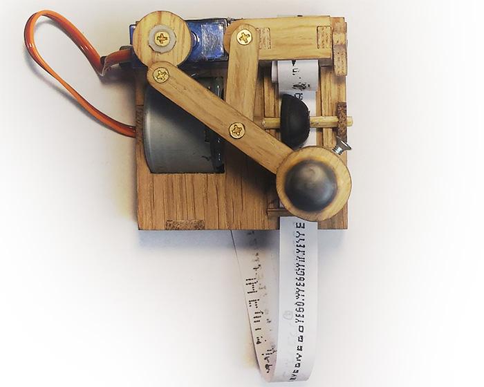 Учим Arduino печатать телеграммы - 29