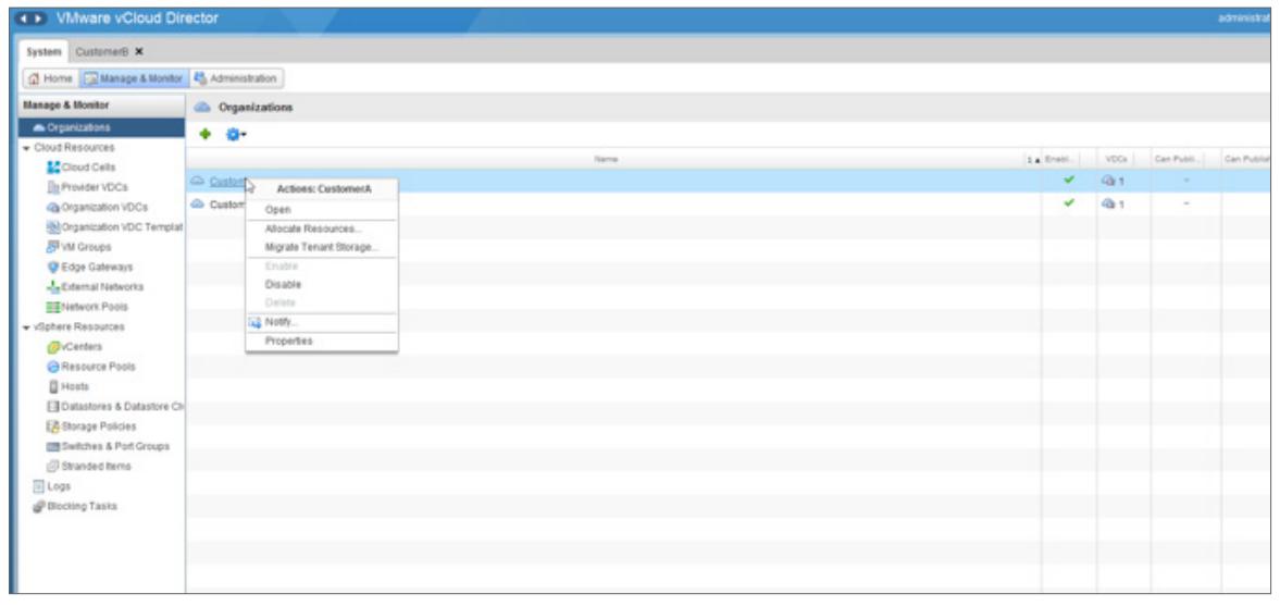 VMware vCloud Director. Что нового в версии 9.0? - 10