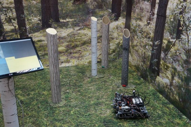 Команда Университета ИТМО вышла в финал Всемирной олимпиады роботов - 2