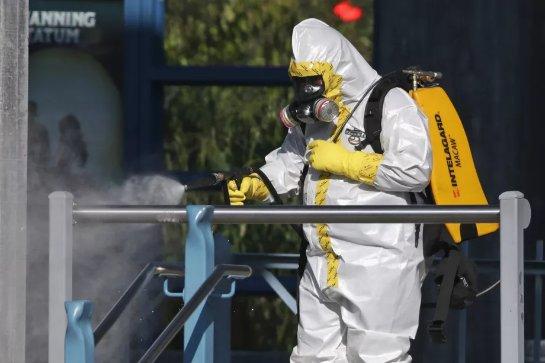 США потратят  $170 млн для хранения наркотиков, используемых для лечения вируса Эбола